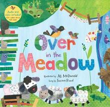 Over in the Meadow - Jill McDonald - cover