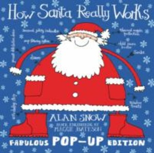How Santa Really Works Pop-Up