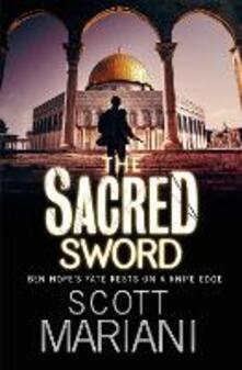 The Sacred Sword - Scott Mariani - cover