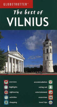 The Best of Vilnius - Globetrotter - cover