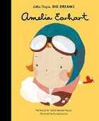Libro in inglese Amelia Earhart Isabel Sanchez Vegara Maria Diamantes