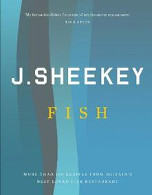 J Sheekey FISH - Allan Jenkins,Howard Sooley,Tim Hughes - cover