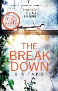 Libro in inglese The Breakdown  - B. A. Paris