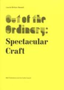 Out of the Ordinary: Spectacular Craft - cover