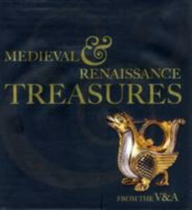 Medieval and Renaissance Treasures from the V&A - cover