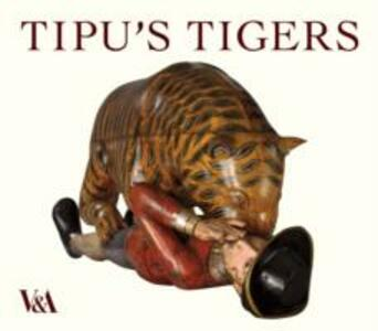 Tipu's Tigers - Susan Stronge - cover