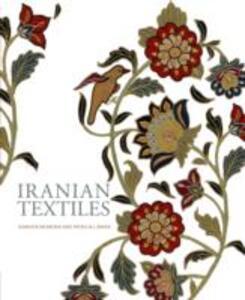 Iranian Textiles - Jennifer Wearden,Patricia L. Baker - cover
