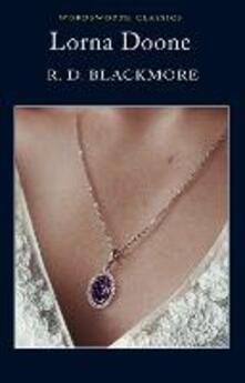 Lorna Doone - R. D. Blackmore - cover
