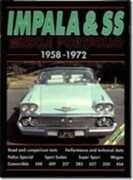 Libro in inglese Impala and SS Muscle Portfolio 1958-1972: A Compilation of Road and Comparison Tests, Specification and Performance Data, Model Introductions, Owners Views and Background R. M. Clarke