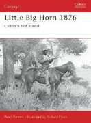 Libro in inglese Little Big Horn, 1876: Custer's Last Stand Peter Panzeri