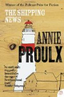 The Shipping News - Annie Proulx - cover