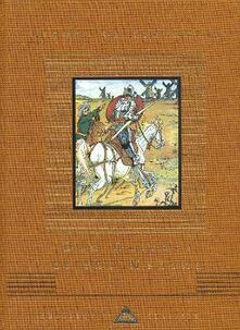 Don Quixote Of The Mancha - Miguel De Cervantes - cover