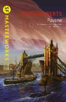 Pavane - Keith Roberts - cover