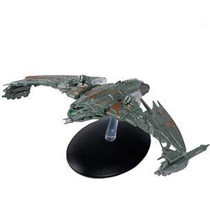 Star Trek Starships: Fig Mag Special #4 Klingon Patrol Ship - 2