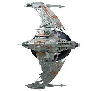 Star Trek Starships: Fig Mag Special #4 Klingon Patrol Ship - 4