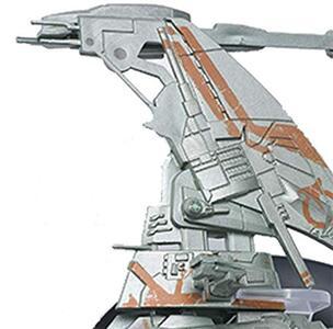 Star Trek Starships: Fig Mag Special #4 Klingon Patrol Ship - 6