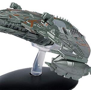 Star Trek Starships: Fig Mag Special #4 Klingon Patrol Ship - 7