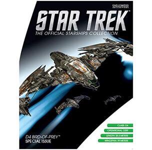 Star Trek Starships: Fig Mag Special #4 Klingon Patrol Ship - 8