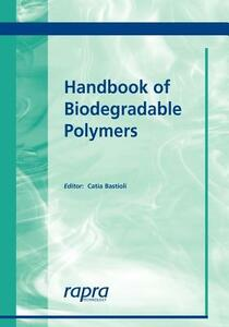 Handbook of Biodegradable Polymers - cover
