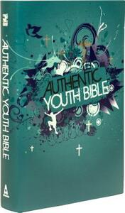 ERV Authentic Youth Bible Teal - cover