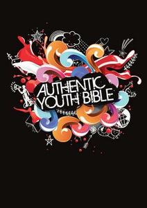 ERV Authentic Youth Bible Black - cover