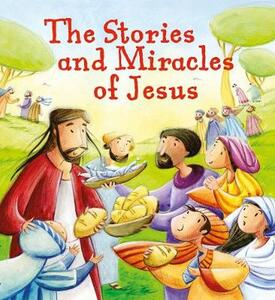 The Stories and Miracles of Jesus - Su Box - cover
