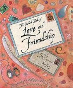 The Orchard Book of Love and Friendship Stories - Geraldine McCaughrean - cover