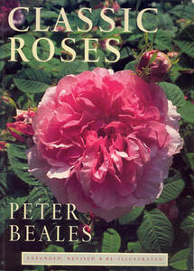 Classic Roses - Peter Beales - cover