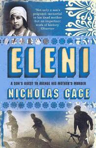 Eleni - Nicholas Gage - cover