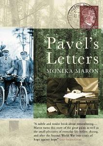 Pavel's Letters - Monika Maron - cover