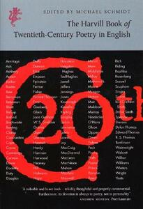 The Harvill Book of 20th Century Poetry in English - Michael Schmidt - cover