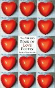 The Virago Book Of Love Poetry - Wendy Mulford - cover