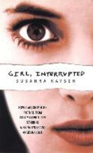 Girl, Interrupted - Susanna Kaysen - cover