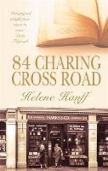 84 Charing Cross Road - Helene Hanff - cover