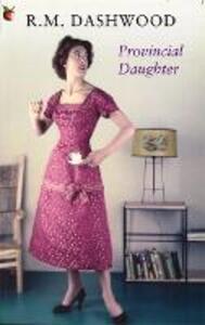 Provincial Daughter - R.M. Dashwood - cover