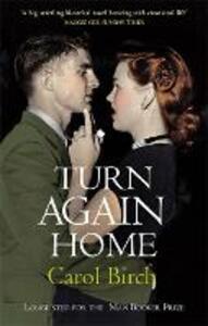 Turn Again Home - Carol Birch - cover