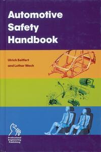 Automotive Safety Handbook - Ulrich Seiffert,Lothar Wech - cover