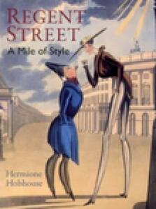 Regent Street - Hermione Hobhouse - cover