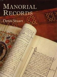 Manorial Records - Denis Stuart - cover