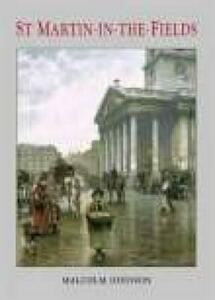 St Martin-in-the-Fields - Malcolm Johnson - cover