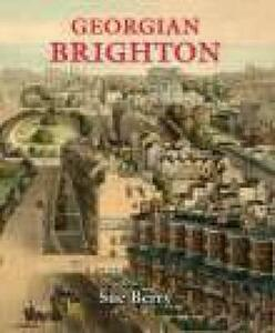 Georgian Brighton - Sue Berry - cover