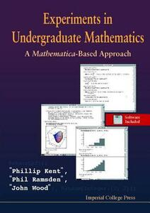 Experiments In Undergraduate Mathematics: A Mathematica-based Approach - P. Ramsden,J. Wood,Philip Ramsden - cover