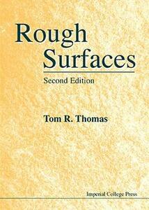 Rough Surfaces, 2nd Edition - Tom R. Thomas - cover