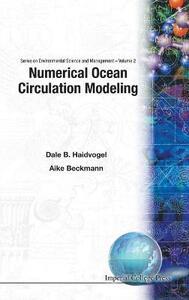 Numerical Ocean Circulation Modeling - Dale B. Haidvogel,Aike Beckmann - cover