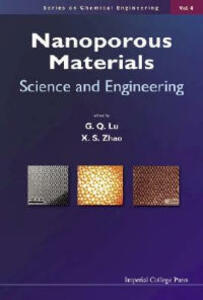 Nanoporous Materials: Science And Engineering - cover