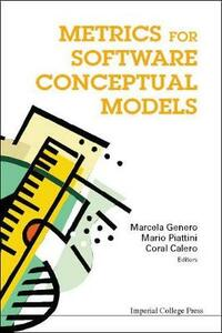 Metrics For Software Conceptual Models - cover