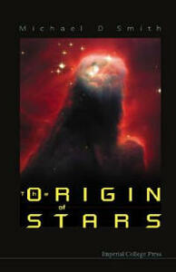 Origin Of Stars, The - Michael D. Smith - cover