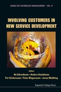 Involving Customers In New Service Development - cover