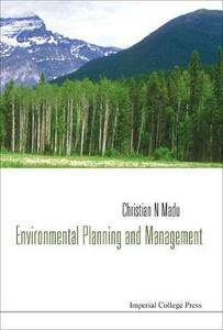 Environmental Planning And Management - Christian N. Madu - cover