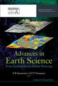 Advances In Earth Science: From Earthquakes To Global Warming - cover